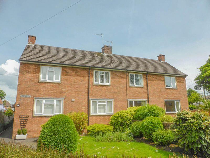 3 Bedrooms Semi Detached House for sale in Mason Way, Shepton Mallet