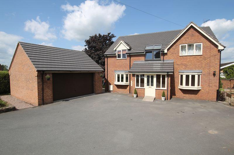 4 Bedrooms Detached House for sale in BROMYARD