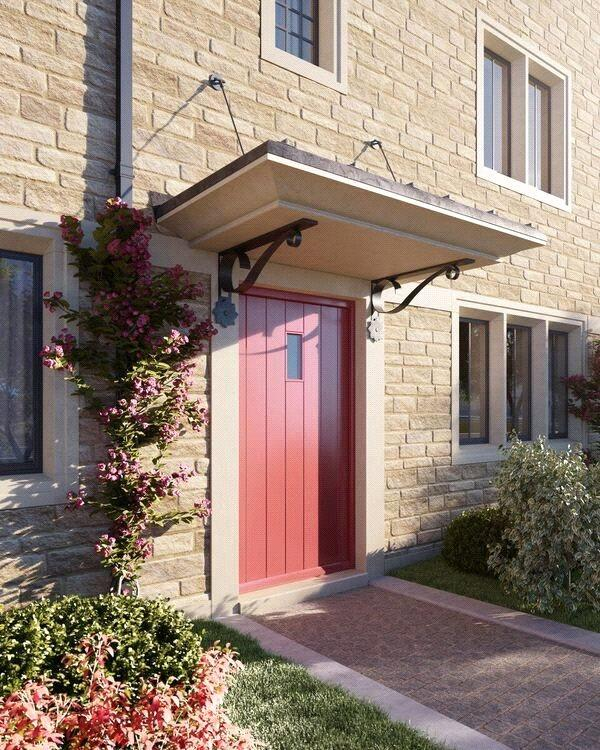 3 Bedrooms Terraced House for sale in Plot 19, Duchy Field, Station Road, Bletchingdon, Oxfordshire, OX5
