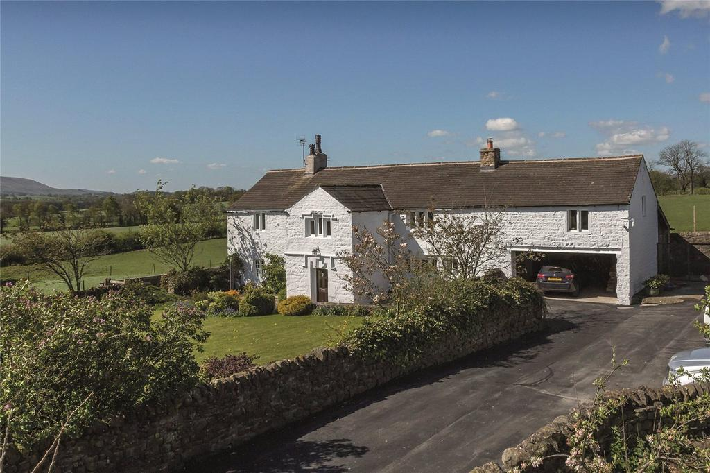 5 Bedrooms Unique Property for sale in Windy Pike, Gisburn, Clitheroe, Lancashire, BB7