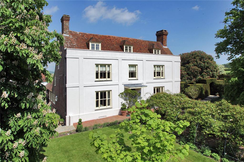 6 Bedrooms Detached House for sale in Peening Quarter Road, Wittersham, Tenterden, Kent, TN30