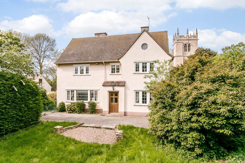5 Bedrooms Detached House for sale in Church Lane, Long Bennington, Newark, Nottinghamshire, NG23