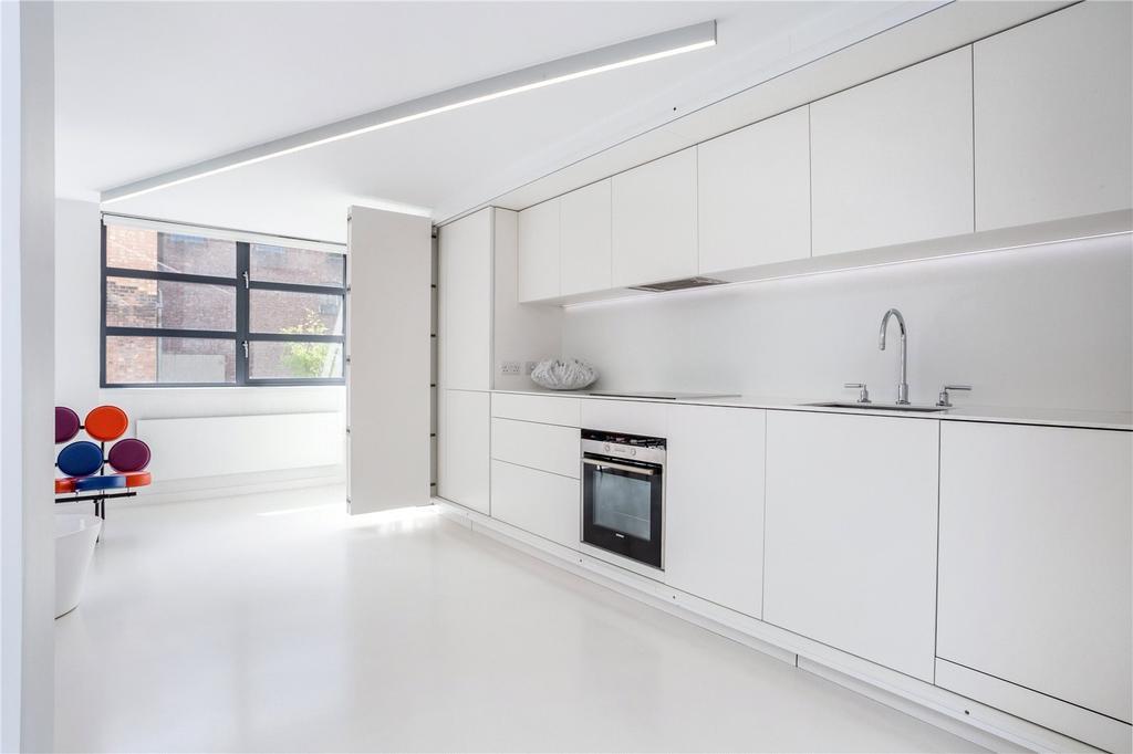 2 Bedrooms Flat for sale in Dallington Street, Clerkenwell, London, EC1V