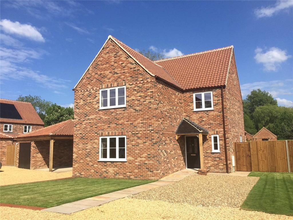 4 Bedrooms Detached House for sale in Plot 2 Valentine's Yard, Pentney Lane, Pentney, King's Lynn, PE32