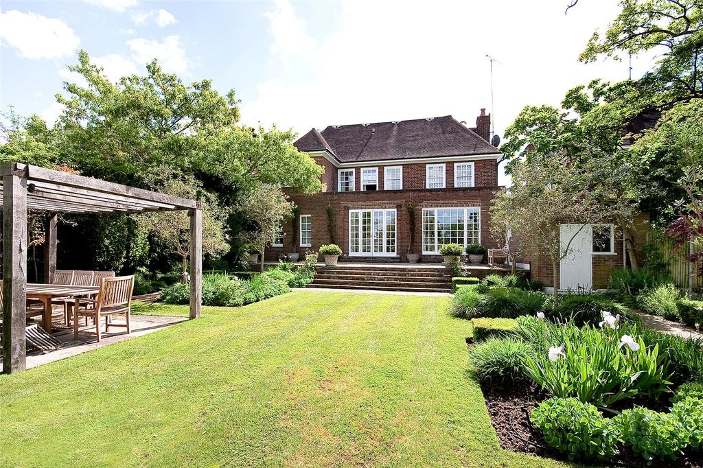 6 Bedrooms Detached House for rent in Hocroft Road, London, NW2