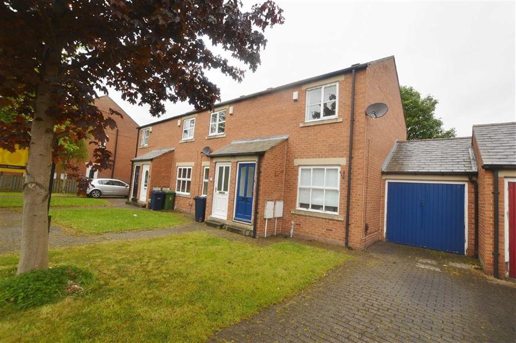 2 Bedrooms End Of Terrace House for sale in The Copse, Blaydon