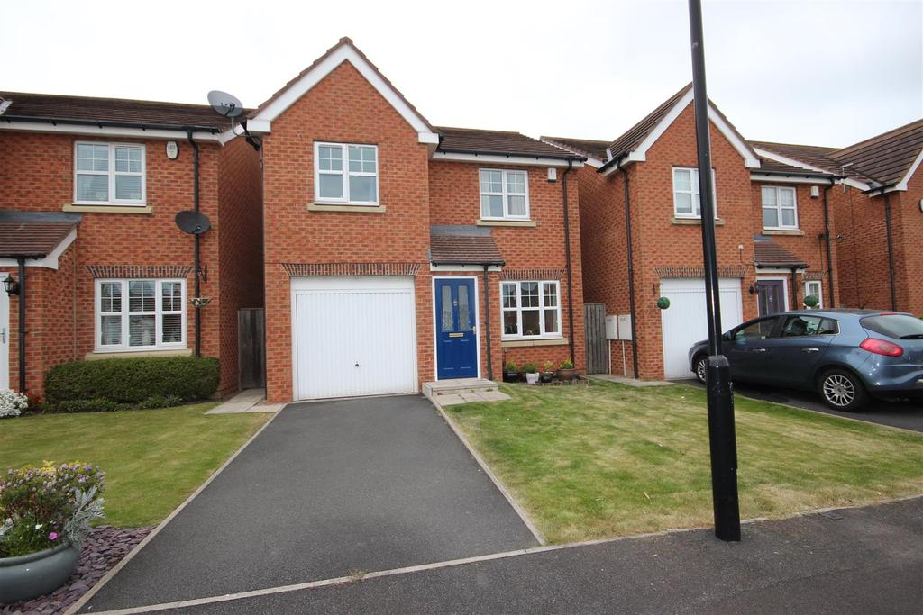3 Bedrooms Detached House for sale in Inglefield, Owton Grange, Hartlepool
