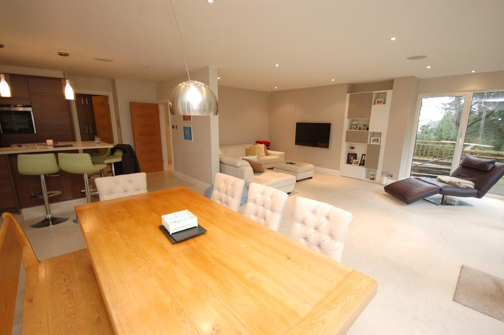 5 Bedrooms Detached House for sale in Blake Hill Crescent, Lilliput, Poole BH14