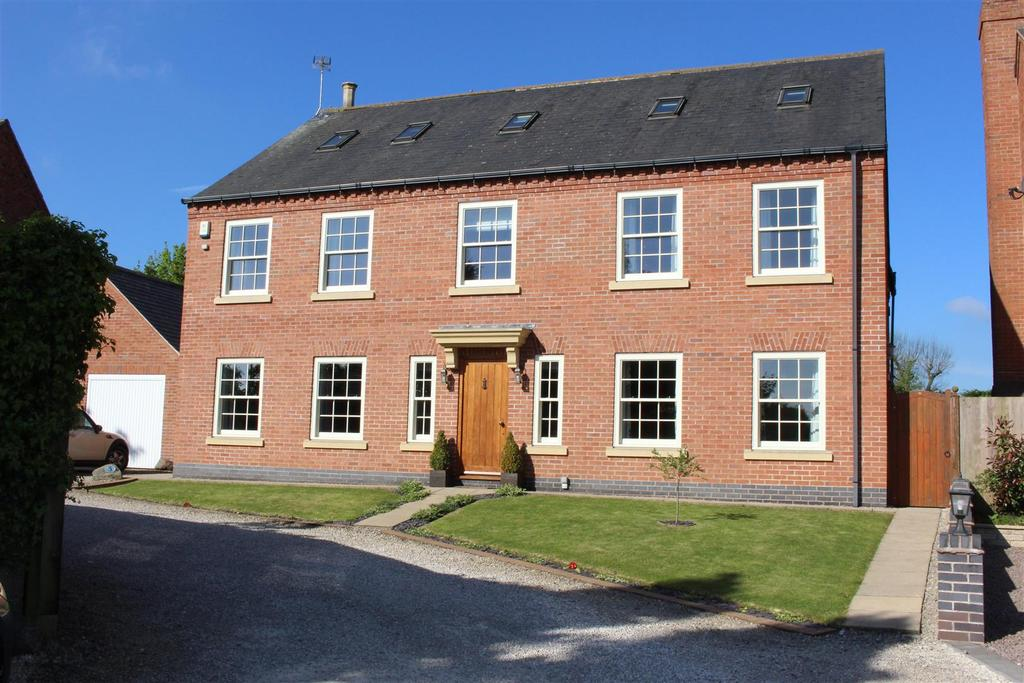6 Bedrooms House for sale in Willoughby Road, Ashby Magna, Lutterworth