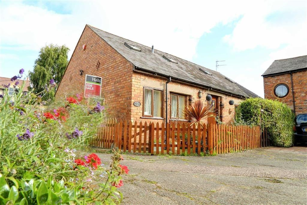 4 Bedrooms Barn Conversion Character Property for sale in Stanton Upon Hine Heath, Shrewsbury, SY4