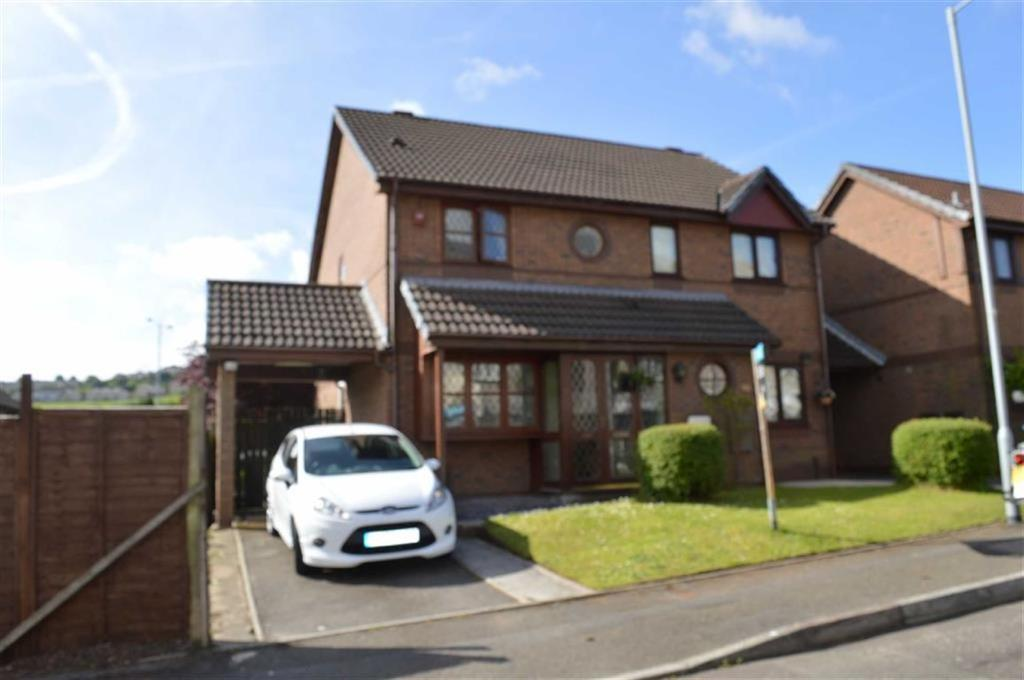 2 Bedrooms Semi Detached House for sale in Old Carmarthen Road, Swansea, SA5