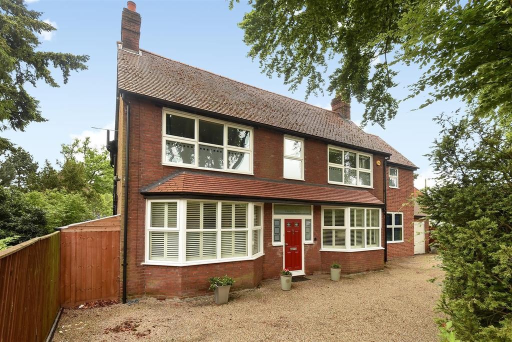 4 Bedrooms Detached House for sale in London Road, Headington