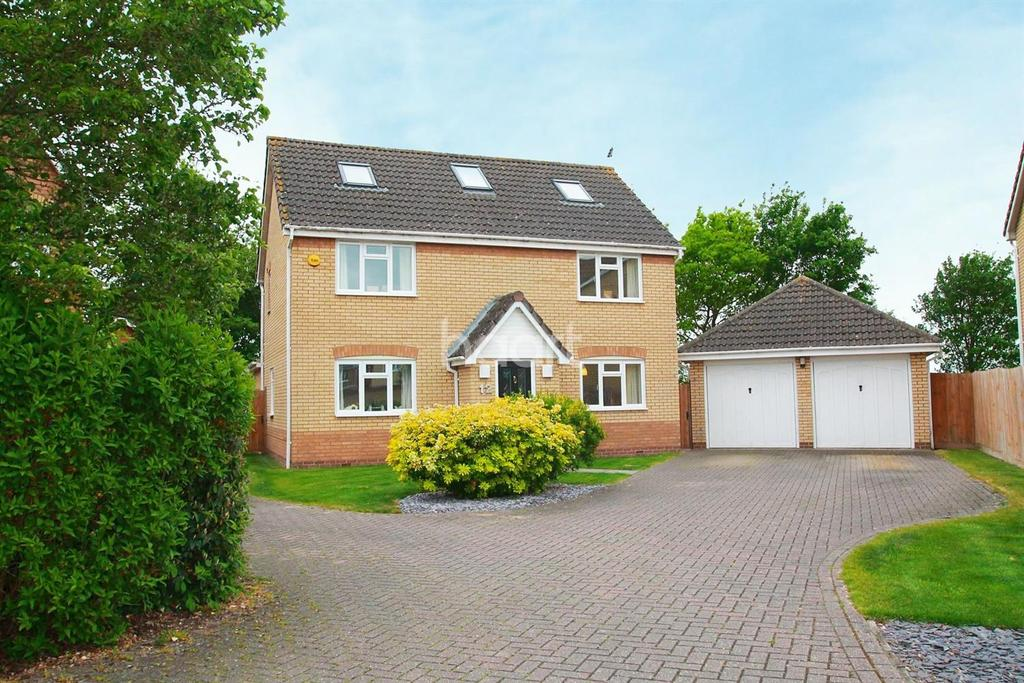 5 Bedrooms Detached House for sale in Whitegate Close, Swavesey