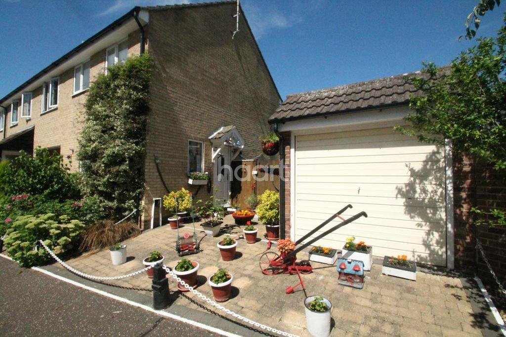 2 Bedrooms End Of Terrace House for sale in Grove Development, Witham, CM8