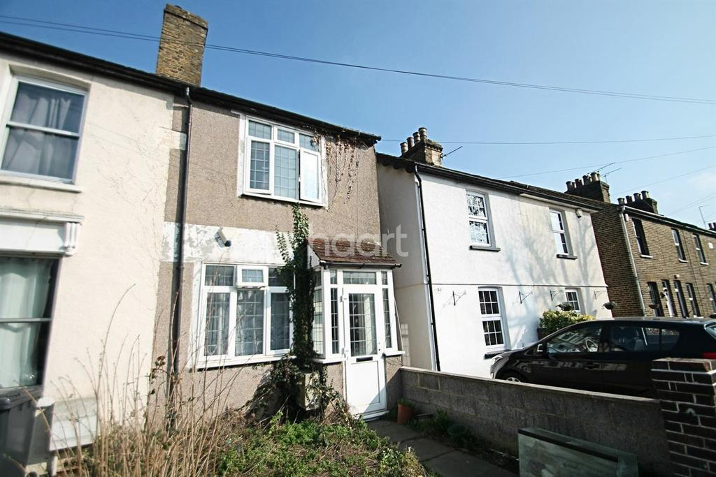3 Bedrooms End Of Terrace House for sale in Invicta Road, Dartford, DA2
