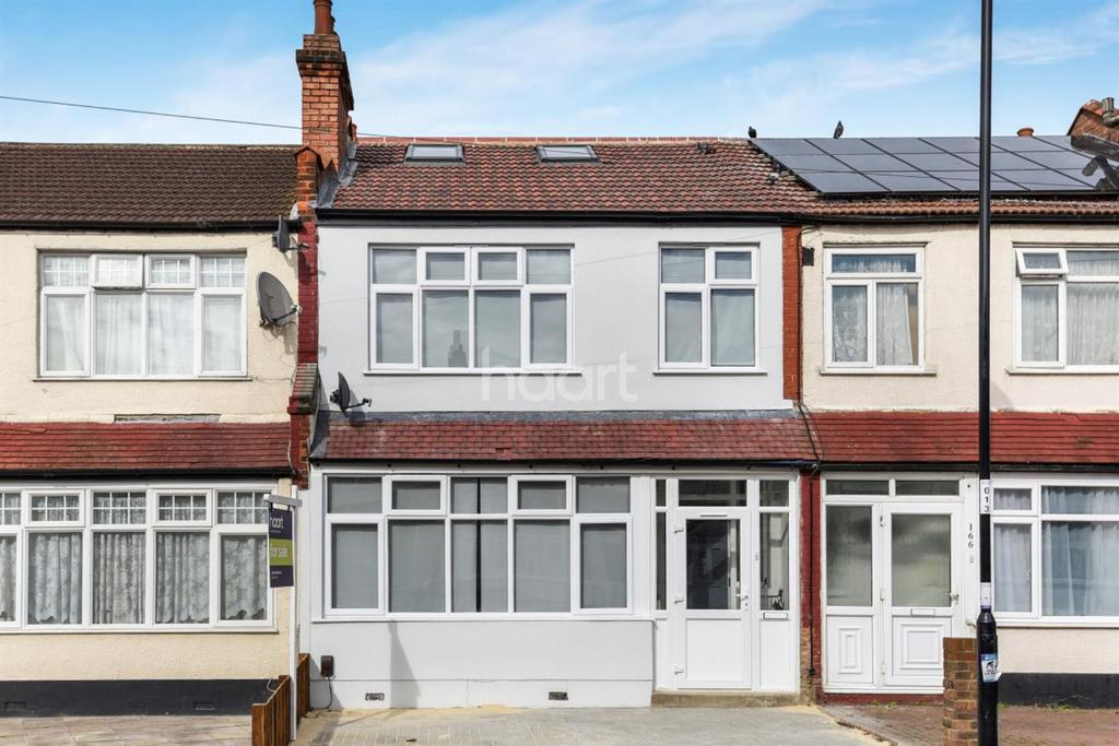 4 Bedrooms Terraced House for sale in Silverleigh Road, Thornton Heath, CR7