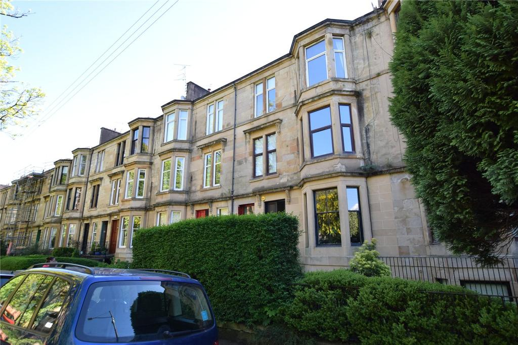 2 Bedrooms Apartment Flat for sale in 2/1, Hayburn Crescent, Partickhill, Glasgow