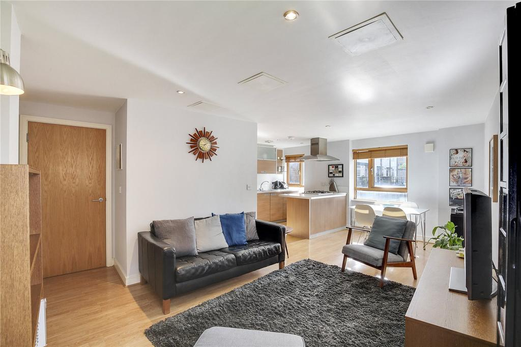 2 Bedrooms Apartment Flat for sale in Eastern House, Wolverley Street, Bethnal Green, E2