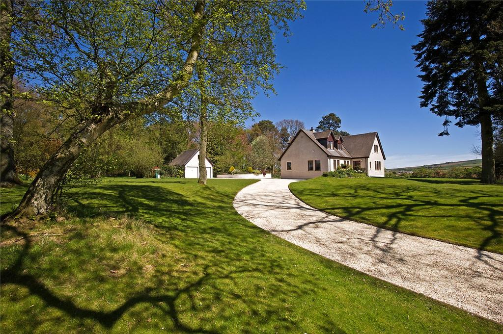 5 Bedrooms Detached House for sale in The Oaks, Haulkerton Wood, Laurencekirk, Aberdeenshire