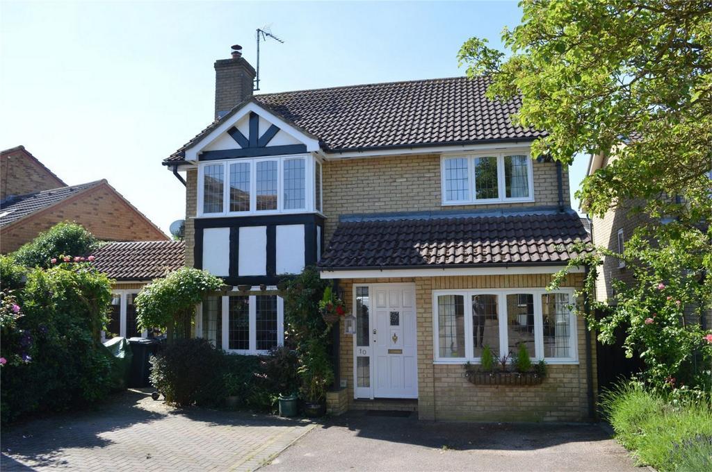 4 Bedrooms Detached House for sale in 10 Windsor Gardens, Bishop's Stortford