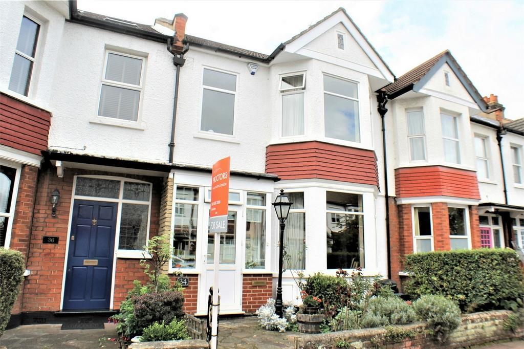 3 Bedrooms Terraced House for sale in Hampden Road, Beckenham