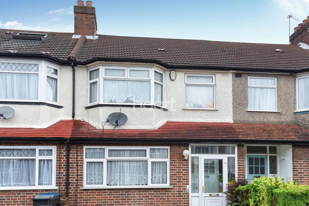3 Bedrooms Terraced House for sale in Kynaston Avenue, Thornton Heath, CR7