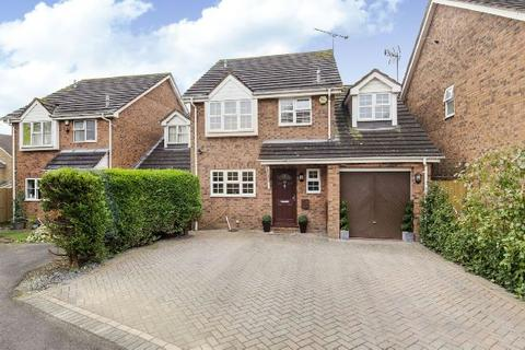 4 bedroom detached house for sale - Bradmore Way, Lower Earley, Reading