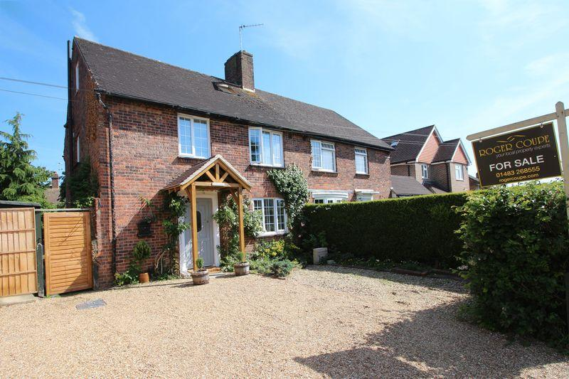 4 Bedrooms Semi Detached House for sale in Townfield, Kirdford