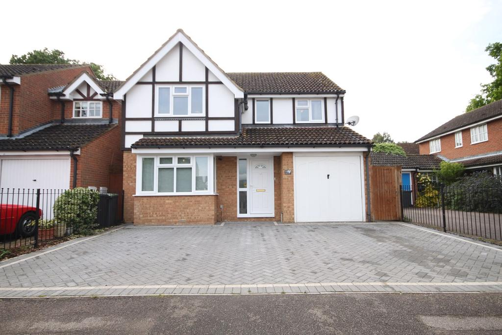 4 Bedrooms Detached House for sale in Sullivan Close, Shefford, SG17