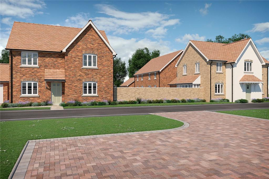4 Bedrooms Detached House for sale in Lodge Park, Herringswell Road, Kentford, Newmarket, CB8