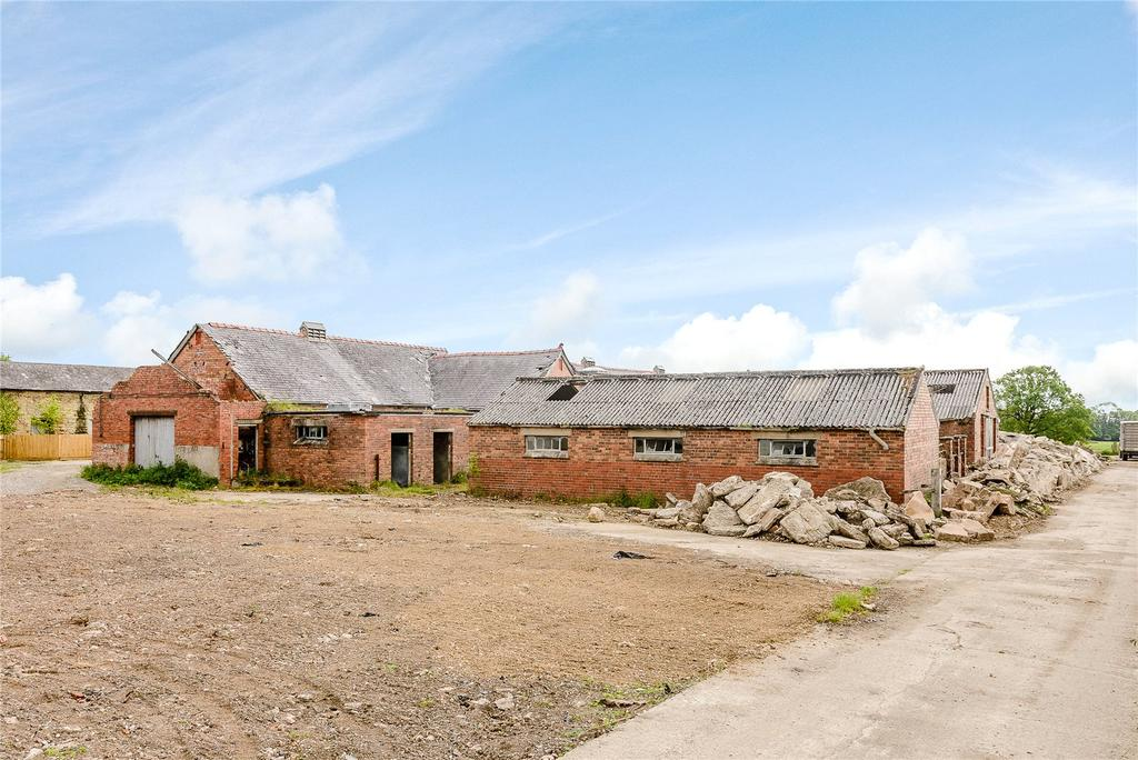 Plot Commercial for sale in Plas Power, Ruthin Road, Wrexham, Clwyd