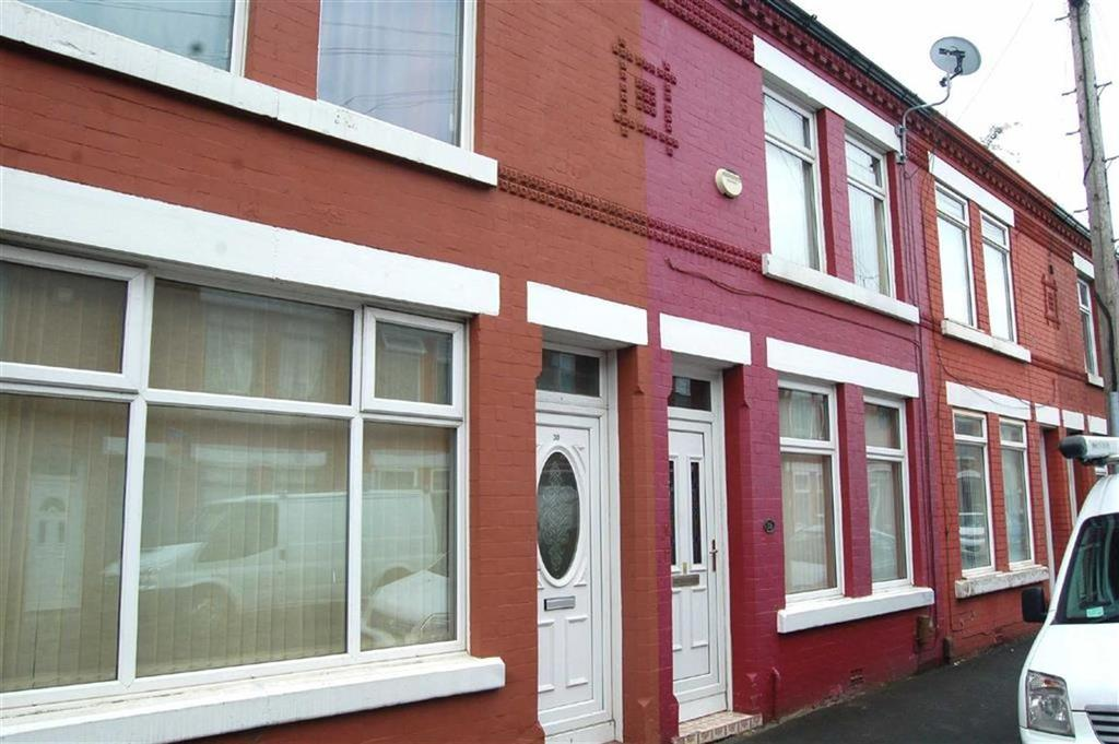 2 Bedrooms Terraced House for sale in Holly Road, Ellesmere Port