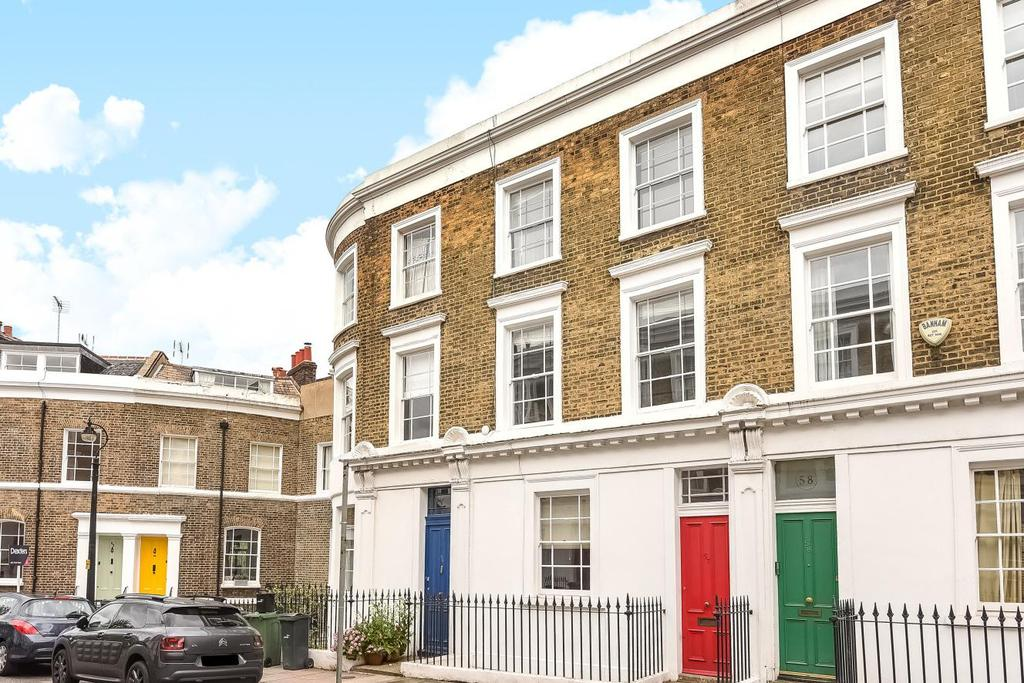 2 Bedrooms Flat for sale in Hanover Gardens, Oval, SE11