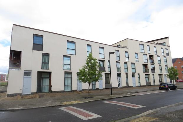 1 Bedroom Flat for sale in West Street, Upton, Northampton, NN5