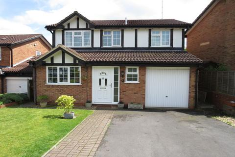 4 bedroom detached house for sale - Knighton Close, Northampton, NN5