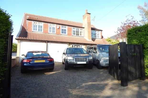 5 Bedrooms Detached House for sale in Bennett Road, Mapperley, Nottingham, NG3