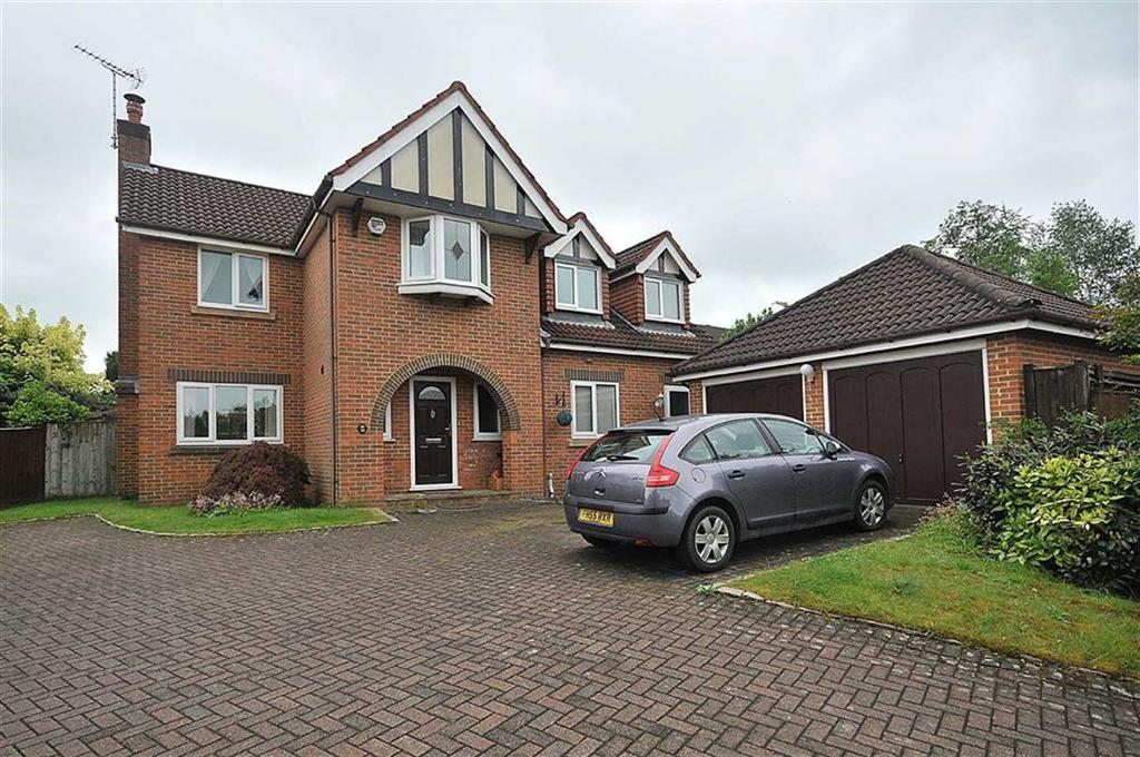 5 Bedrooms Detached House for sale in Holcombe Drive, Tytherington