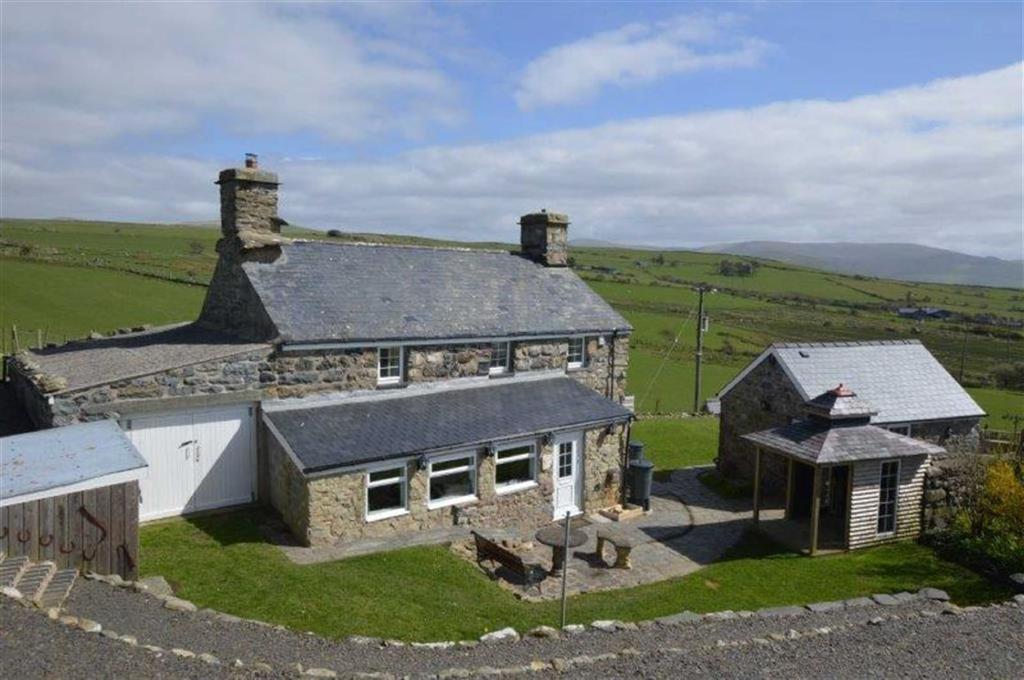 5 Bedrooms Detached House for sale in Ty Newydd, Rhoslefain, Gwynedd, LL36