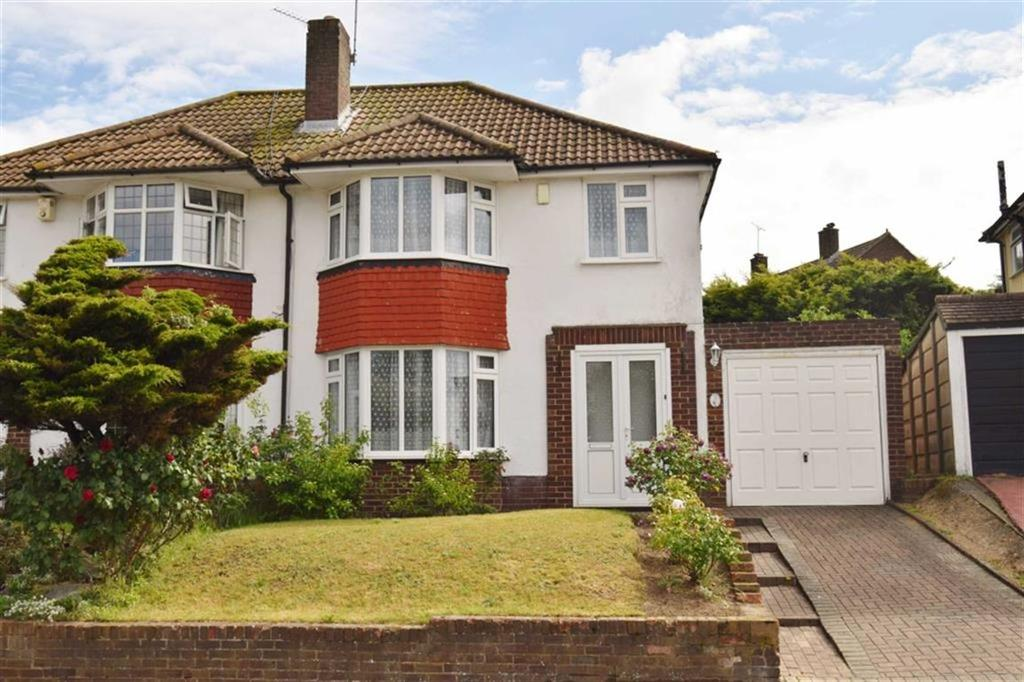 3 Bedrooms Semi Detached House for sale in Woodview Road, BR8