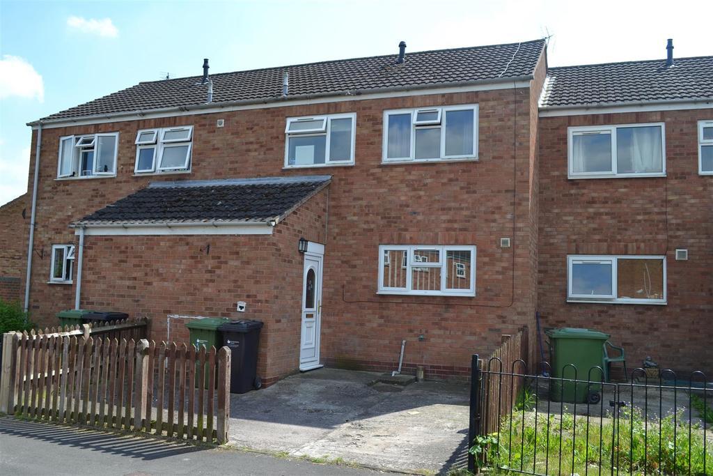 3 Bedrooms Terraced House for sale in Ridgemoor Road, Leominster