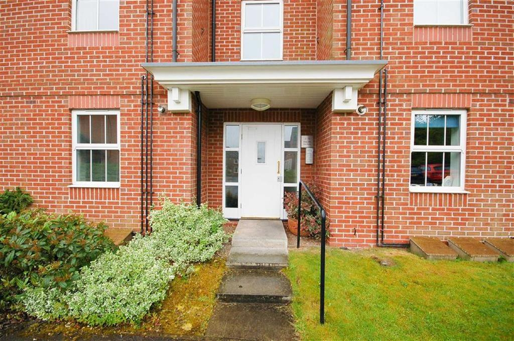 3 Bedrooms Apartment Flat for sale in Whitcliffe Gardens, West Bridgford