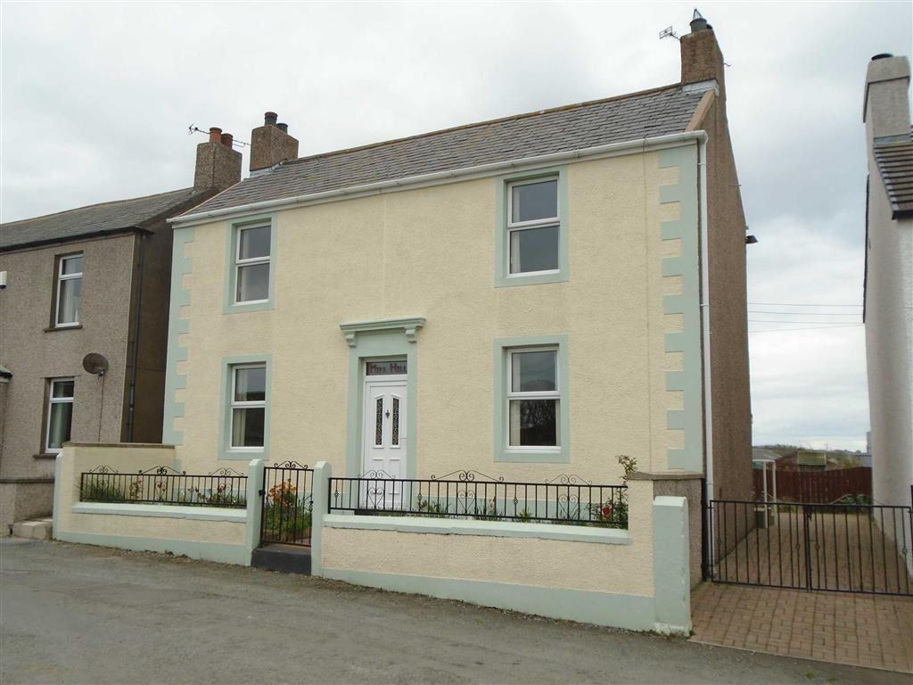 3 Bedrooms Detached House for sale in Bullgill, Maryport, Cumbria