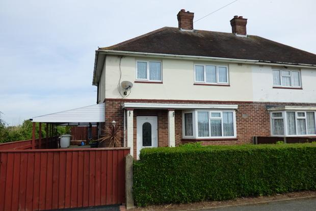 3 Bedrooms Semi Detached House for sale in De Lacey Avenue, Winthorpe, Skegness, PE25
