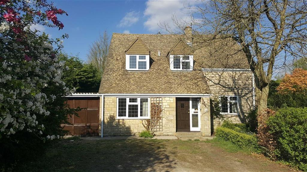 4 Bedrooms Detached House for sale in Wyck Rissington, Nr Cheltenham, Gloucestershire