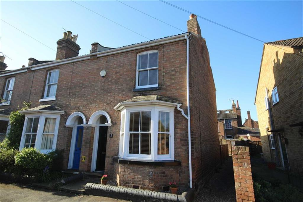 2 Bedrooms End Of Terrace House for sale in Beaconsfield Street, Leamington Spa, Warwickshire, CV31