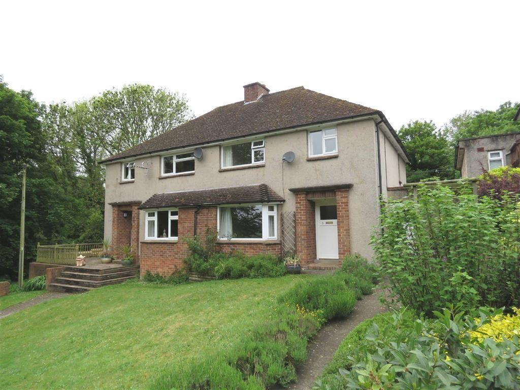 3 Bedrooms Semi Detached House for sale in Borfa Green, Welshpool, SY21