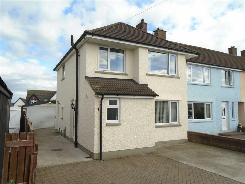 3 Bedrooms Terraced Bungalow for sale in Howrigg Bank, Wigton, Cumbria