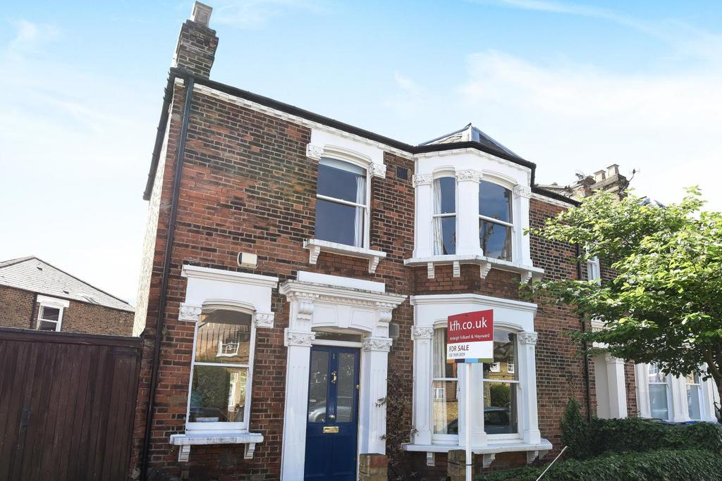 3 Bedrooms Terraced House for sale in Bellwood Road, Nunhead, SE15