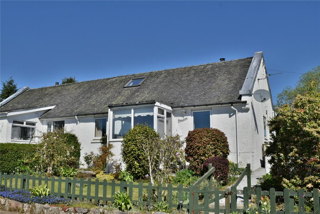 2 Bedrooms Semi Detached House for sale in Craigton Cottages, Milngavie