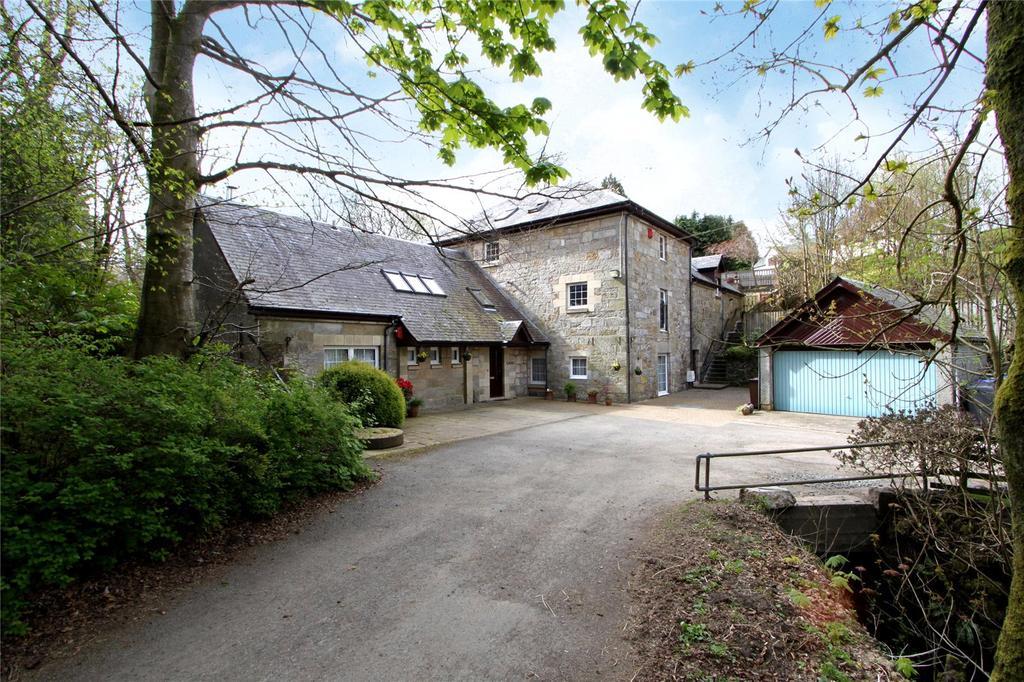 4 Bedrooms Semi Detached House for sale in Mill Davy, Milndavie Road, Strathblane